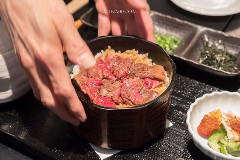 【名古屋美食】Beef Okuma Steak House 松阪屋百貨美食街,和牛商業午餐 @Alina 愛琳娜 嗑美食瘋旅遊