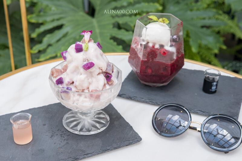【食記】 台北 N ice Taipei |東區網美冰店,濃密芋頭冰霜好吃推薦! @Alina 愛琳娜 嗑美食瘋旅遊