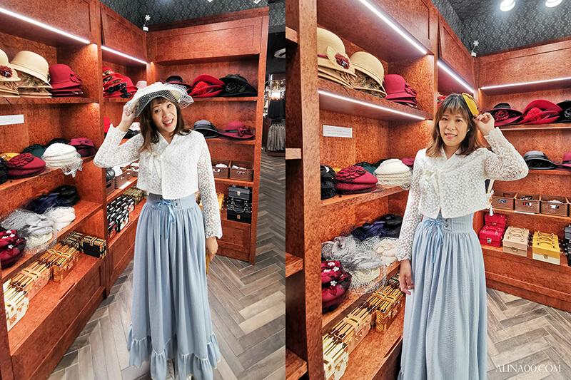 首爾復古服裝體驗