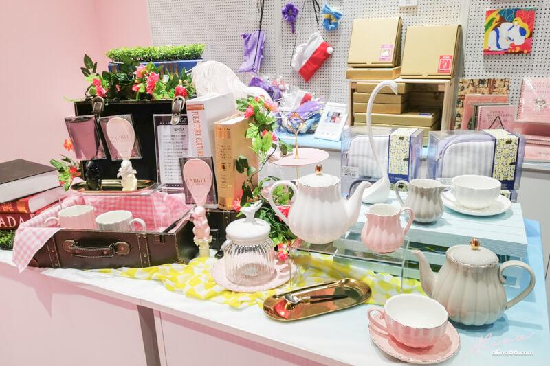 愛麗絲夢遊仙境特展周邊商品
