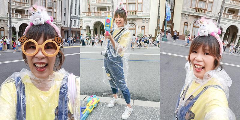 日本環球影城玩水
