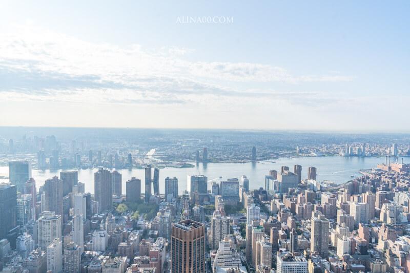 紐約摩天大樓觀景台