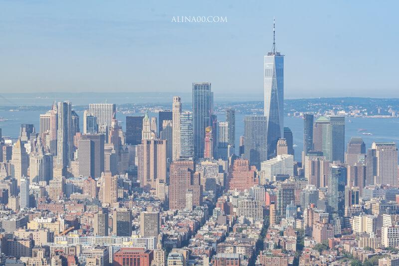 【紐約景點】帝國大廈-摩天大樓觀景台,眺望美國曼哈頓市景 @Alina 愛琳娜 嗑美食瘋旅遊