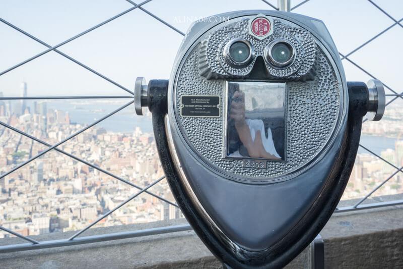帝國大廈觀景台