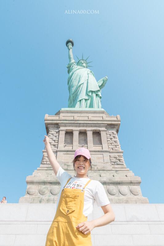 自由女神像 Statue of Liberty
