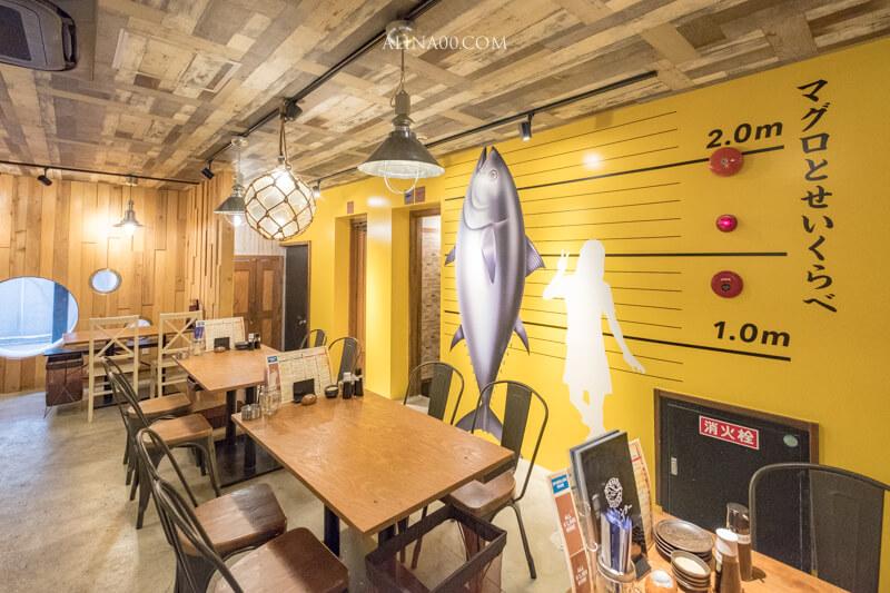 金槍魚中心 名古屋榮店