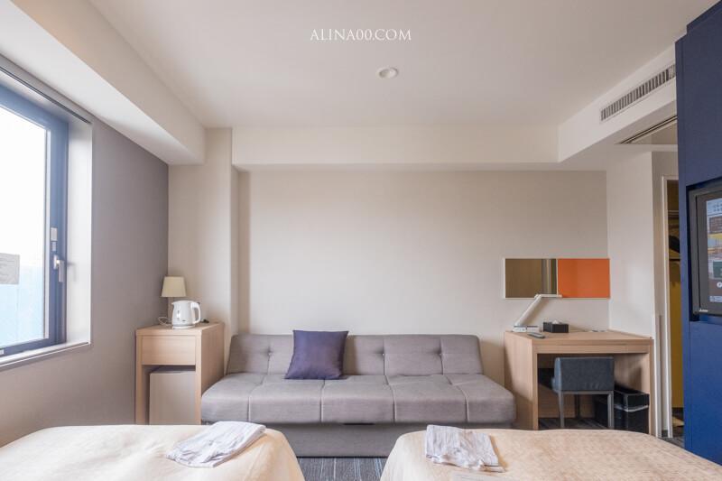 大阪難波相鐵GRAND FRESA 飯店
