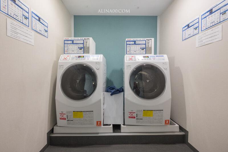 飯店洗衣機