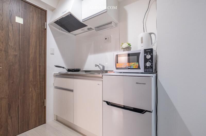 東京民宿有廚房