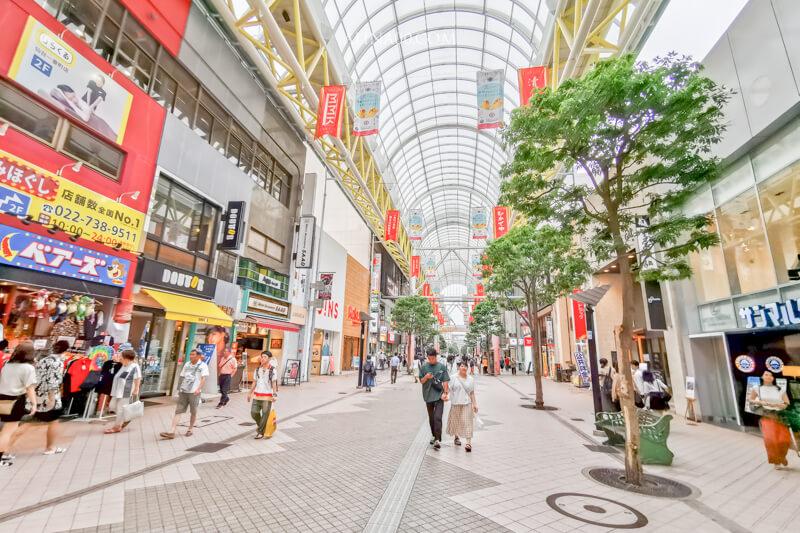 仙台商店街