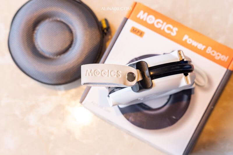 Mogics Power 貝果 Bagel MPB 旅用圓形排插