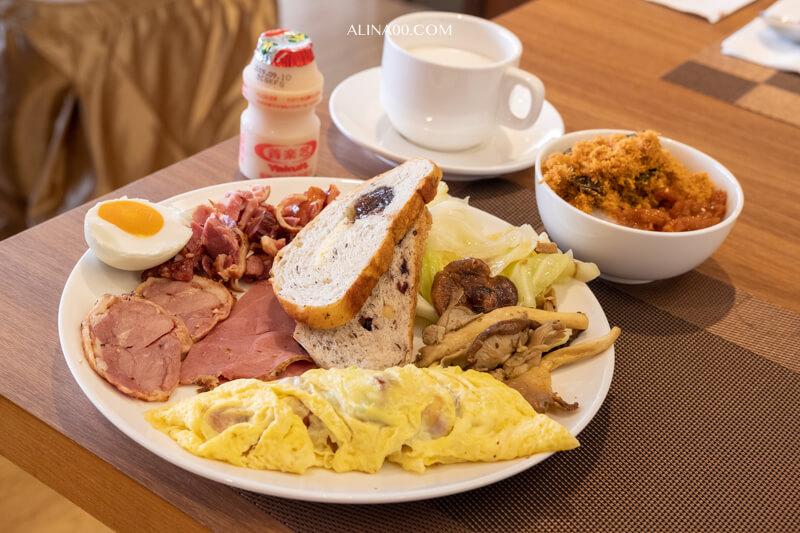 川湯春天溫泉飯店早餐