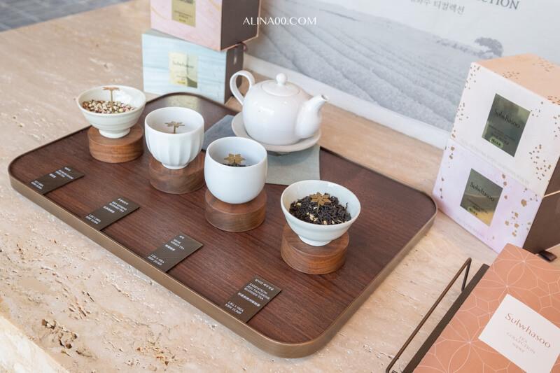 雪花秀韓方茶