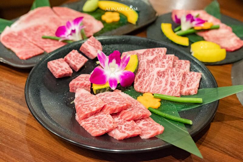【大阪美食】心齋橋-燒肉屋大牧場-燒肉吃到飽、黑毛A5和牛套餐任選 @Alina 愛琳娜 嗑美食瘋旅遊