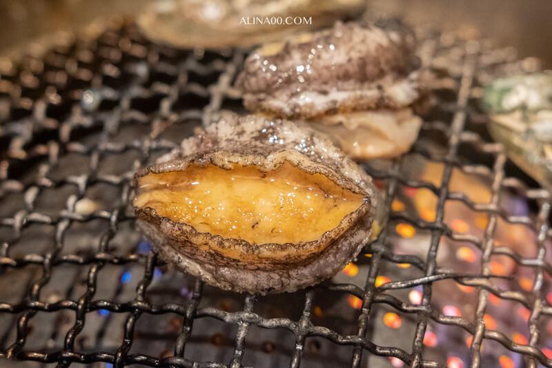 大阪燒肉海鮮套餐