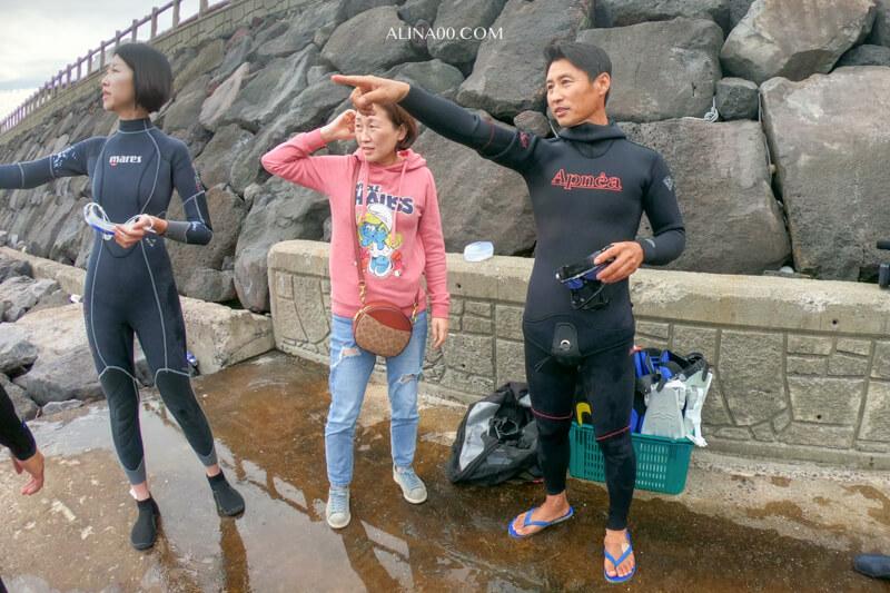 濟州島水上活動