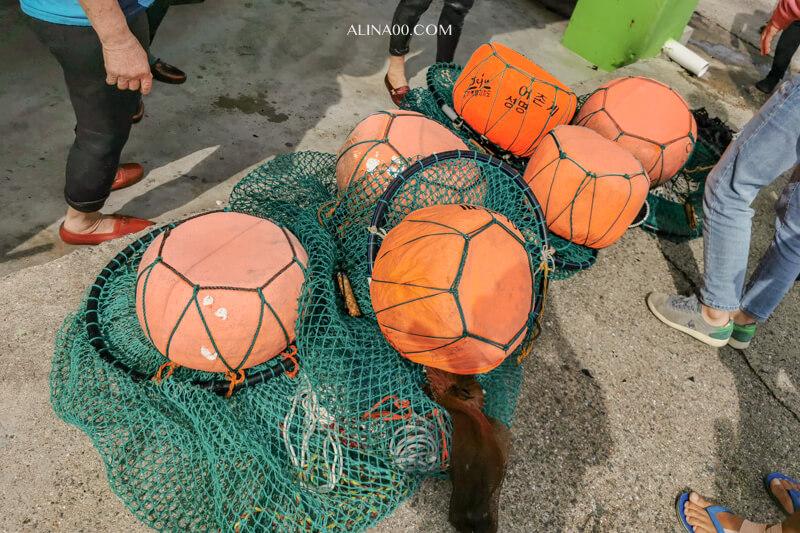 海女捕撈工具