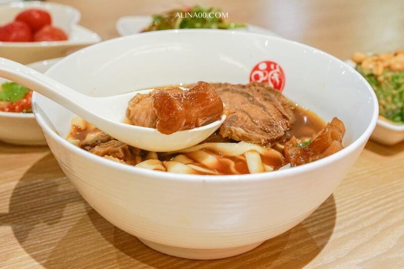 品川蘭 招牌三寶牛肉麵
