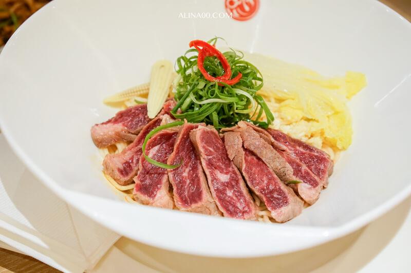 品川蘭牛排牛肉麵