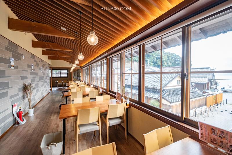 伊根舟屋咖啡廳