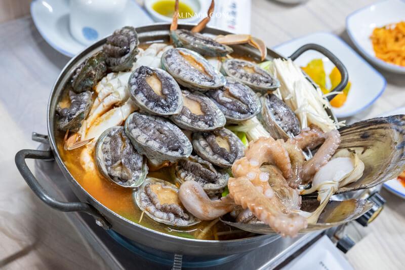 濟州島海鮮鍋
