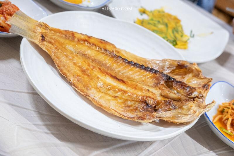 大元家 烤馬頭魚