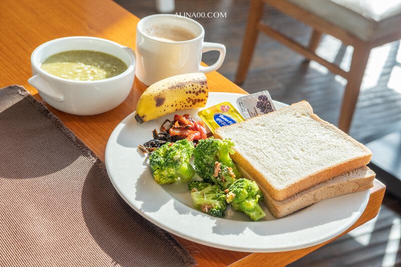 濟州島樂天城市飯店早餐