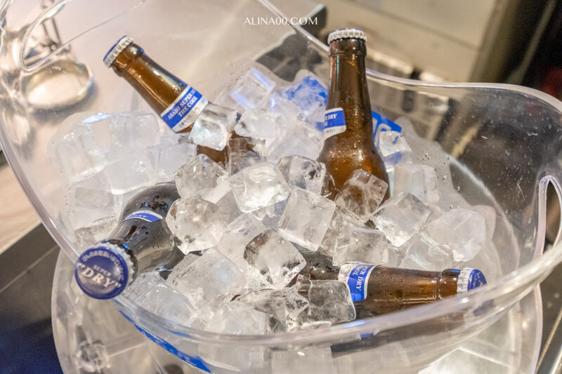 朝日啤酒園 Asahi DRY COOL