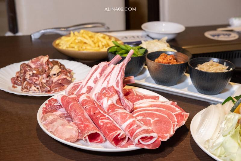 【北海道美食】札幌 羊羊亭-北海道羊肉吃到飽,成吉思汗烤肉店 @Alina 愛琳娜 嗑美食瘋旅遊