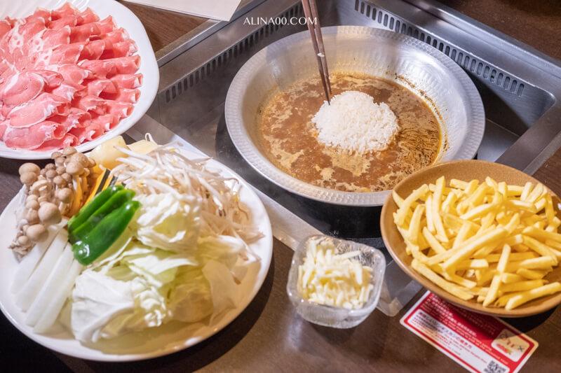 北海道湯咖哩鍋吃到飽