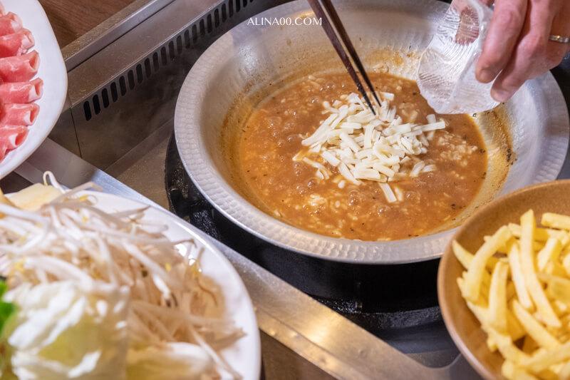 羊肉湯咖哩鍋吃到飽