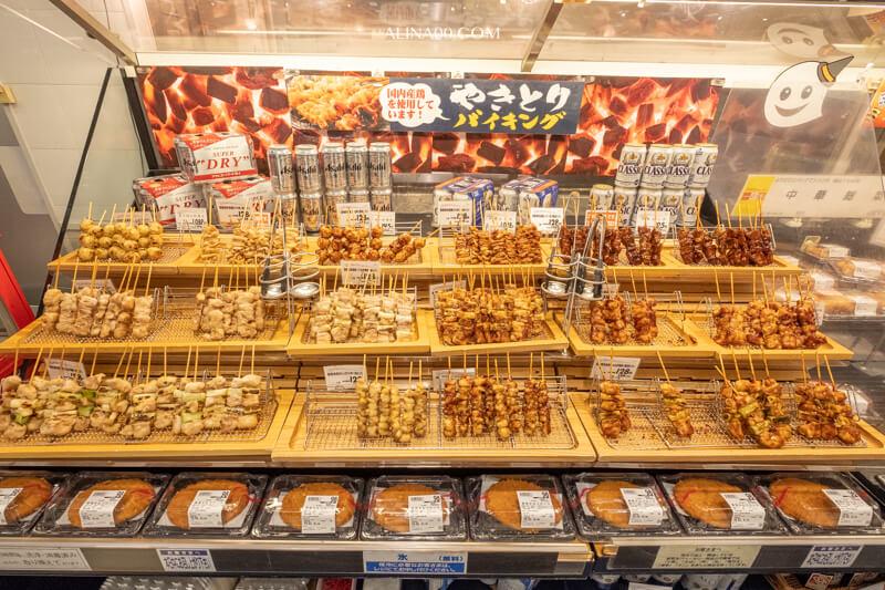 札幌AEON MALL 超市零食
