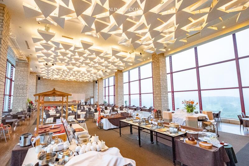 北廣島克拉瑟酒店 飯店早餐
