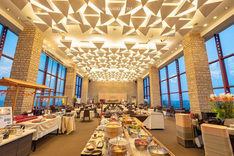 北廣島克拉瑟酒店 景觀餐廳