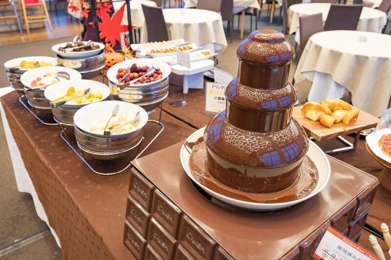 巧克力噴泉