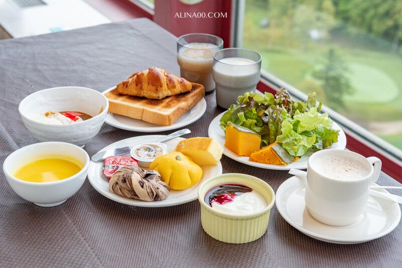 北廣島克拉瑟酒店 自助式早餐