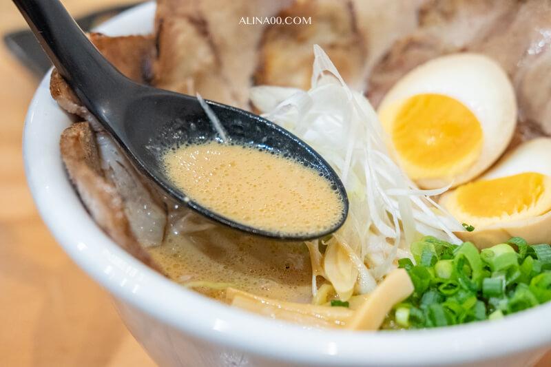 面之雛詩 麺のひな詩 雞白湯拉麵