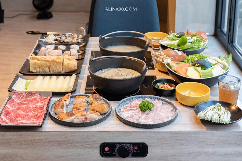 【食記】台北東區-雞湯大叔-香濃雞湯火鍋,湯頭美味.價格優惠 @Alina 愛琳娜 嗑美食瘋旅遊
