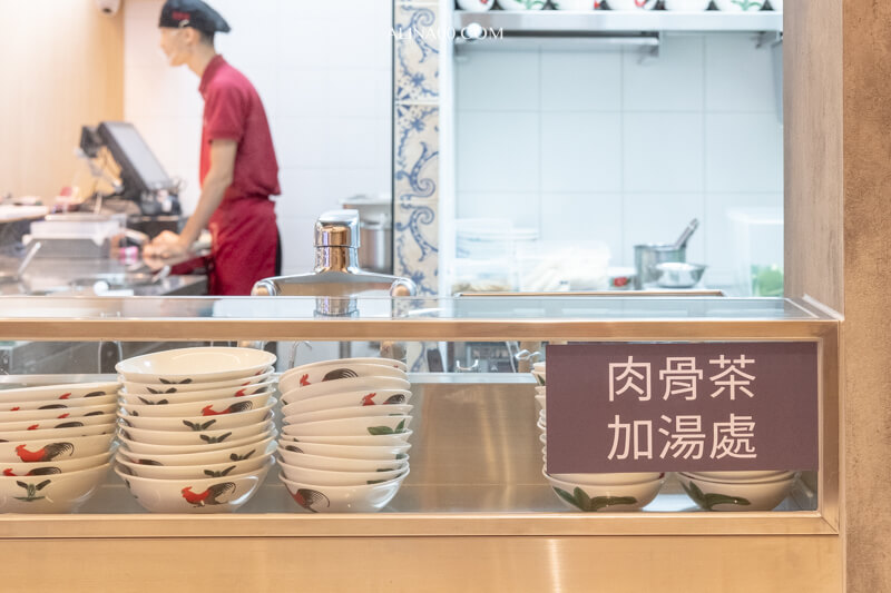 黃亞細肉骨茶免費加湯