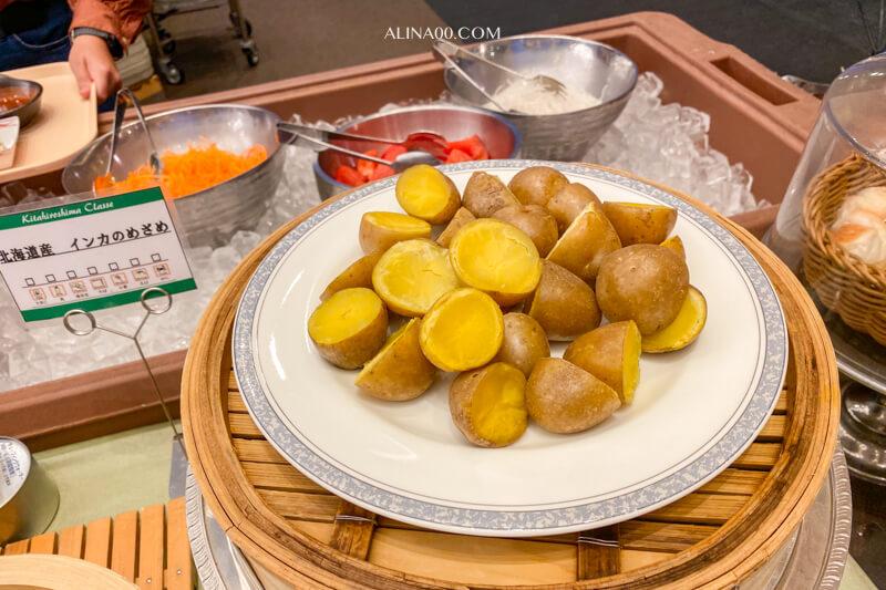 北海道馬鈴薯