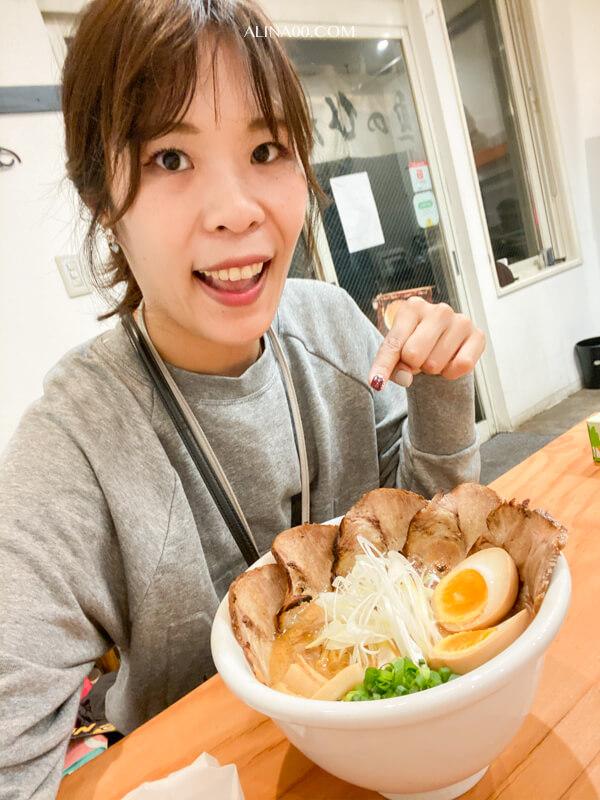 【北海道美食】札幌 面之雛詩(麺のひな詩) 半熟雞白湯拉麵香濃大份量