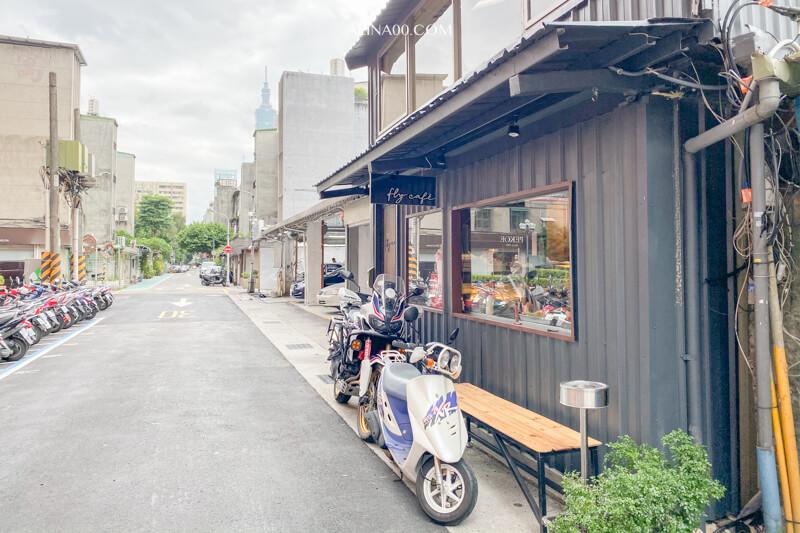 台北肉桂捲咖啡廳 Fly Cafe