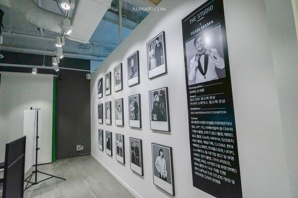 韓式棚拍攝影