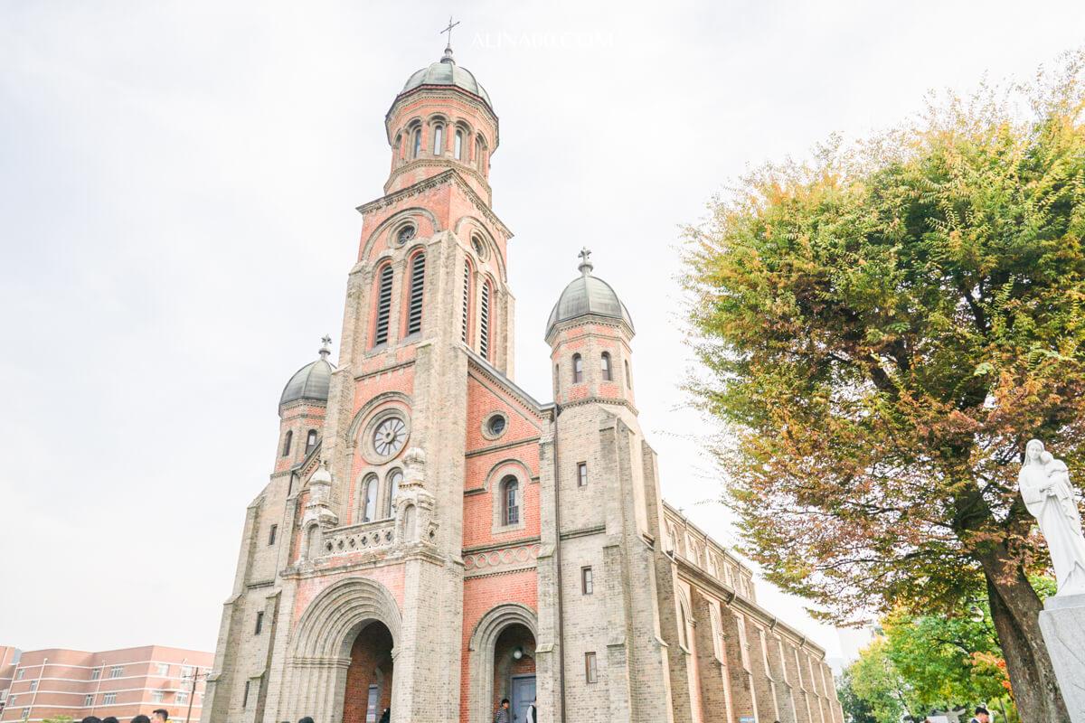 全州殿洞天主教堂