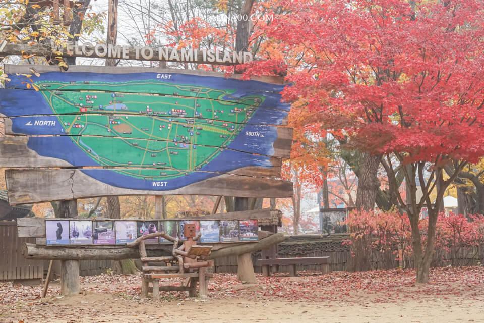 冬季戀歌韓劇景點
