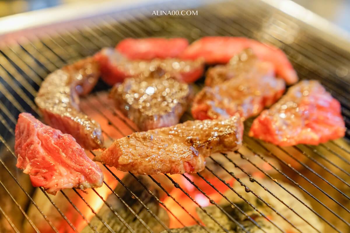 【首爾美食】弘大-朝鮮火爐烤肉-韓國國產韓牛,連韓星都愛吃! @Alina 愛琳娜 嗑美食瘋旅遊