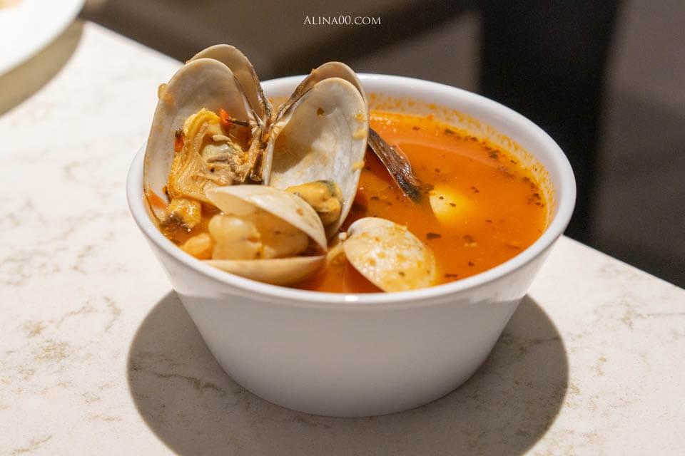 韓國海鮮辣湯
