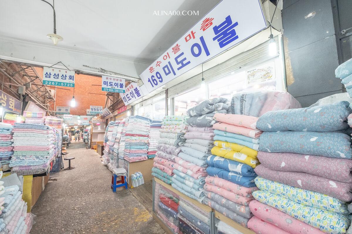 廣藏市場棉被 169號棉被店