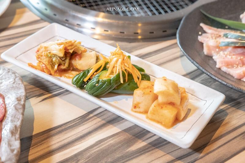 韓式泡菜組合