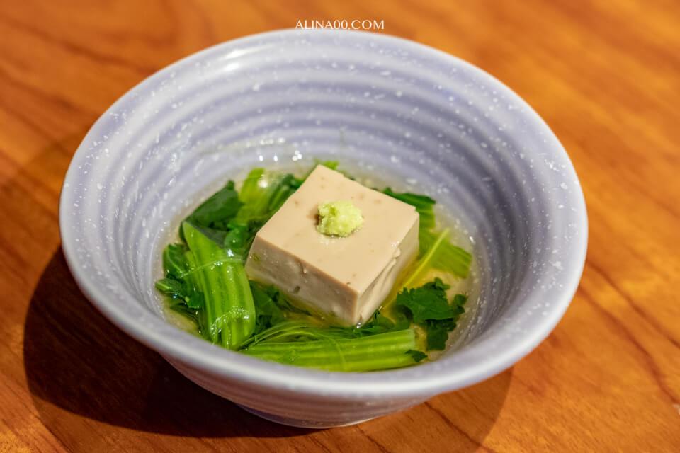 開胃菜胡桃豆腐